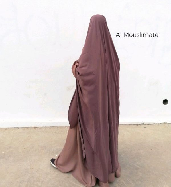Khimar Arrondi Al Mouslimate