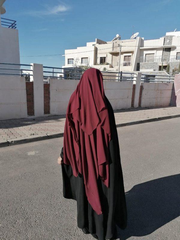 Niqab 1m50