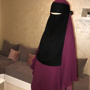 Niqab 1 voile