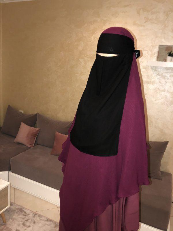 Niqab 1 voile